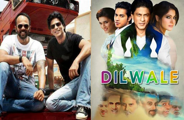 Movie Dilwale 2nd Day First Saturday Box Office Collection