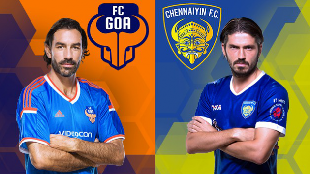 ISL Final Goa vs Chennai Live Score Stream Team Squad Result Prediction