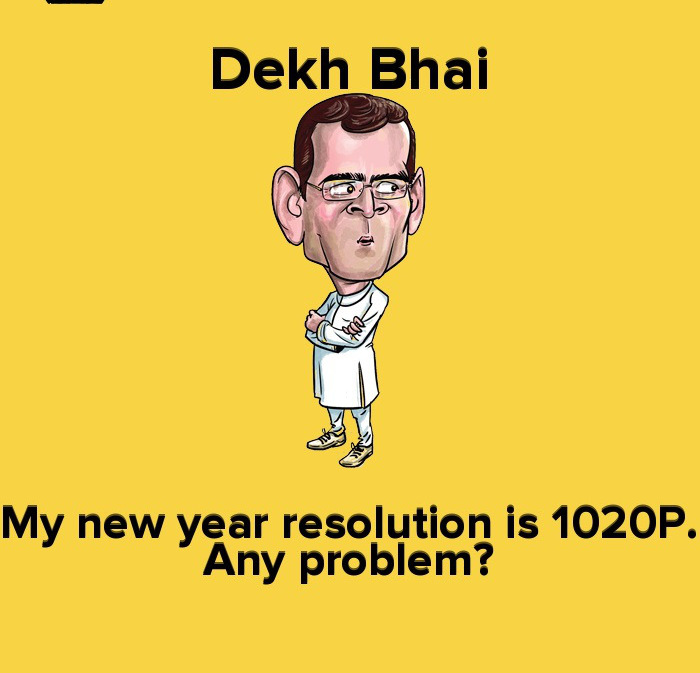 new year funny resolution