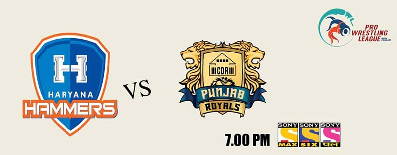 PWL Semi Final Pro Wrestling League Haryana vs Punjab Live Score Points Stream Result Prediction