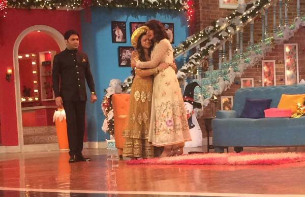 CNWK Comedy Nights With Kapil 27th December 2015 Episode Guest Priyanka Chopra