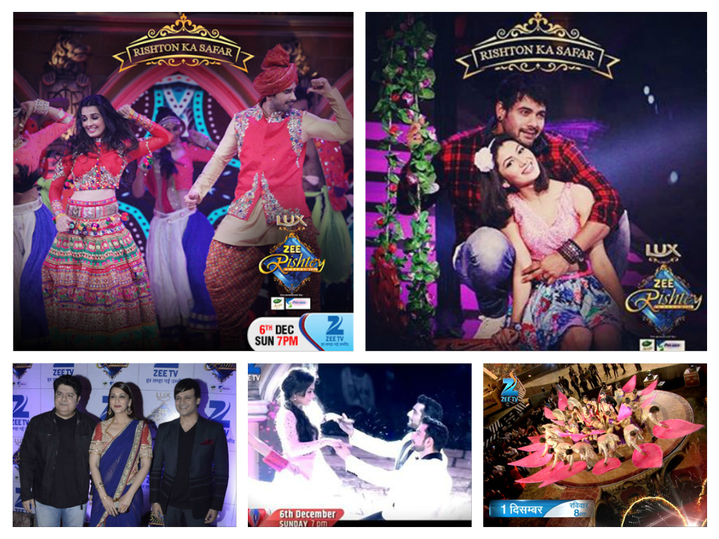 zee tv rishtey awards 2015