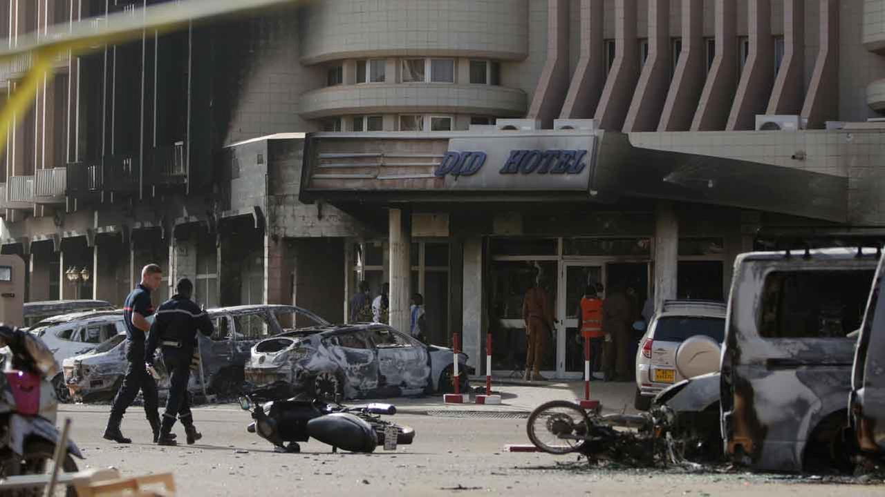 Ouagadougou Attacks : Security Minister Said At Least 29 Dead Including Terrorists in Burkina Faso