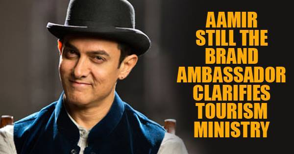 Controveries Over Aamir Khan's 'Incredible India' Brand Ambassador? Suspense Led By Minister and Ministry