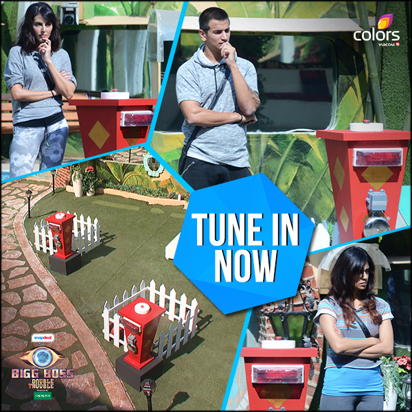 BB9 Who Quits Ticket To Finale Task! Bigg Boss 9 7th Jan 2016 Episode Written Updates