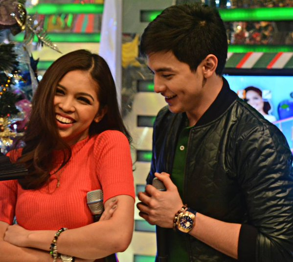 #ALDUB26thWeeksary Eat Bulaga KalyeSerye AlDub 14th January 2016 Episode