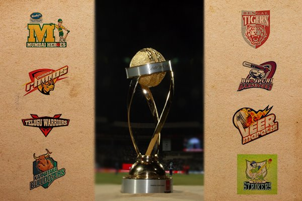 CCL 2016 Celebrity Cricket League T20 Season 6 All Matches Schedule Time Table Fixtures Teams