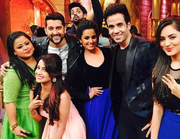 CNB Comedy Nights Bachao 16th January 2016 Episode Guests Kyaa Kool Hain Hum 3