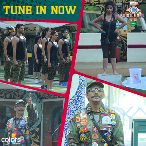 Commander Task Result Bigg Boss 9 14th January 2016 Episode Written Updates