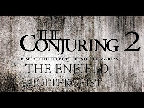 Horror Movie The Conjuring 2 First Look HD Trailer Teaser Wiki Starcast