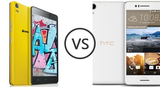 HTC Desire 728 VS Lenovo K3 Note Features Specifications