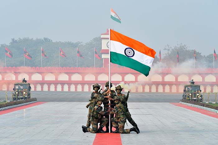 Flag Festival India: Celebrate 71st Army Day 2019 Quotes Wishes Messages Sms