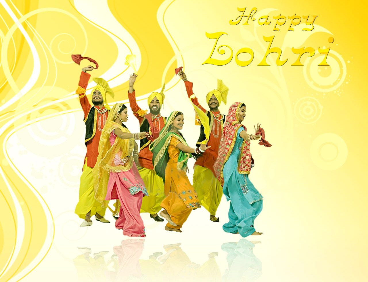 Happy Lohri 2016 Wishes SMS Messages Images Photos Whatsapp Status FB DP