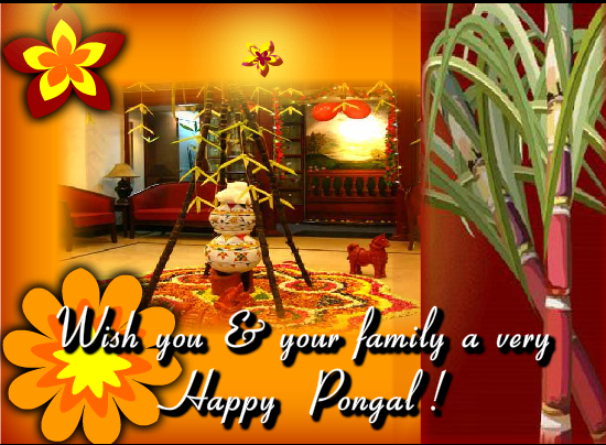 Happy Thai Pongal 2018 Quotes Wishes Messages Hd Videos -4762