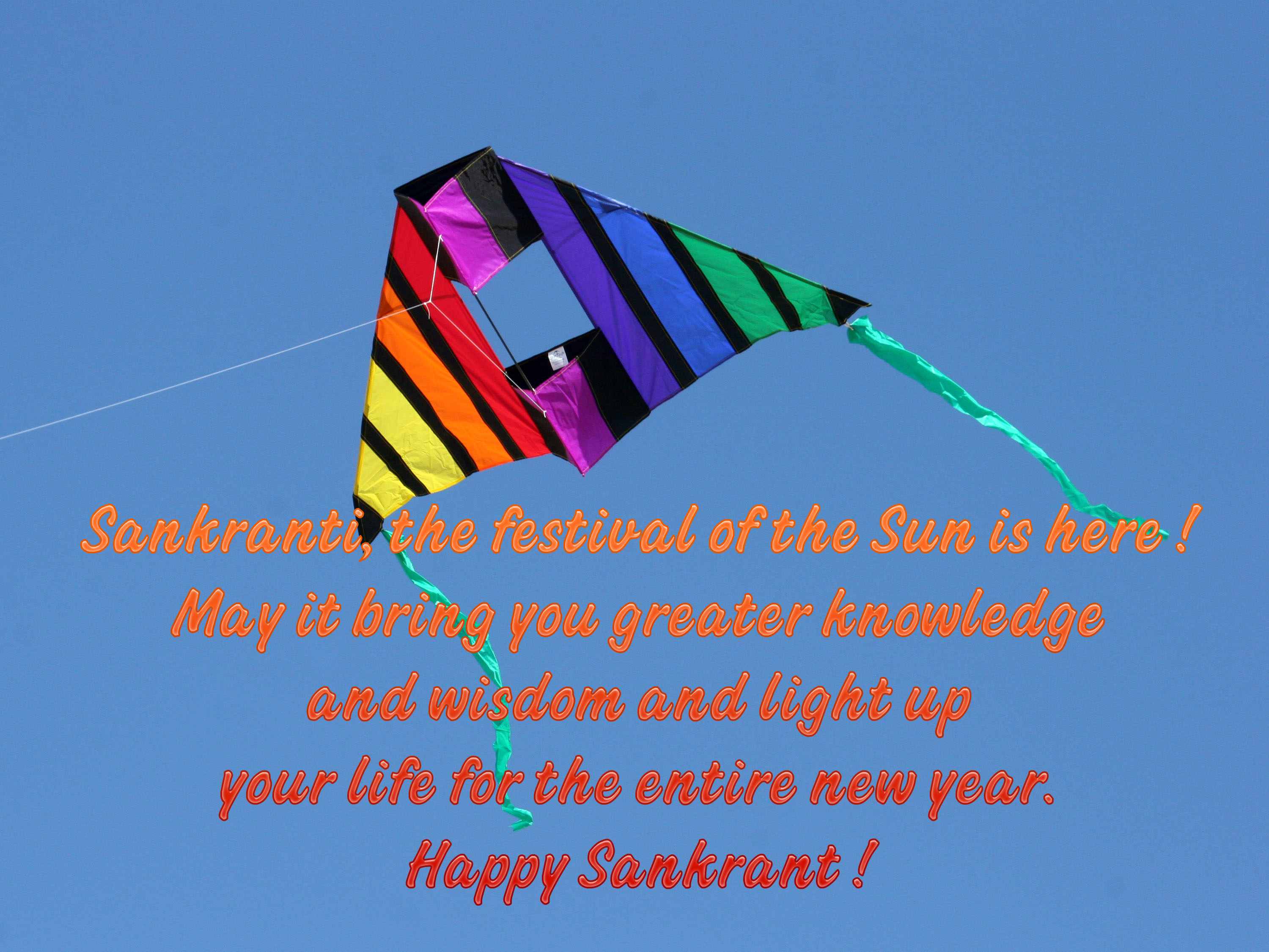 Makar Sankranti Wishes 2016