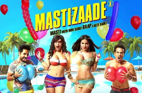 "This week ""Mastizaade"" will be having huge competition from the R Madhavan's sport film ""Sala Kaddoos"". ""Sala Kaaddooss"" also gained a huge audience's attention so it will be definitely giving huge competition to the ""Mastizaade""."