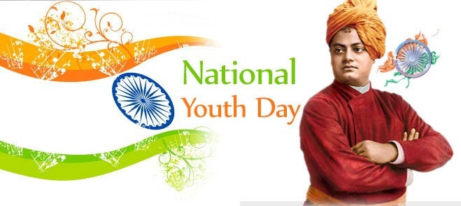 National Youth Day Swami Vivekananda
