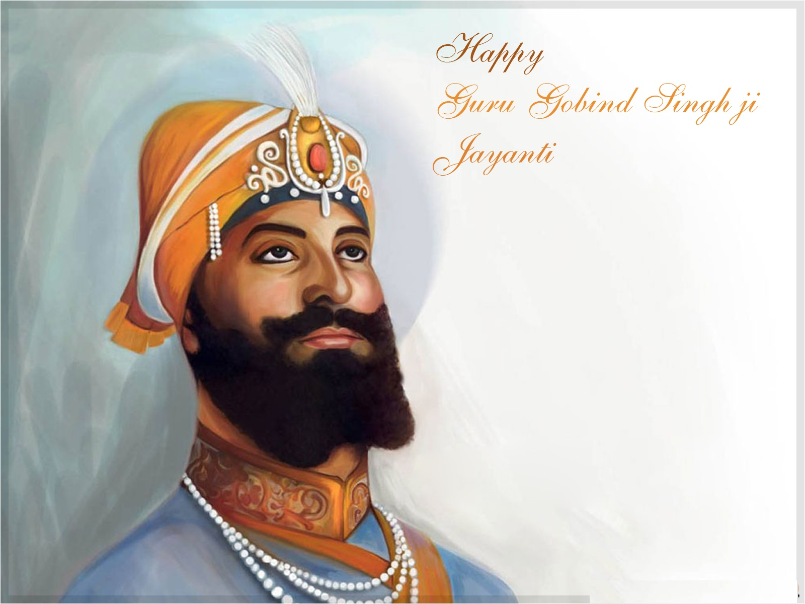 Photos of Guru Gobind Singh Jayanti