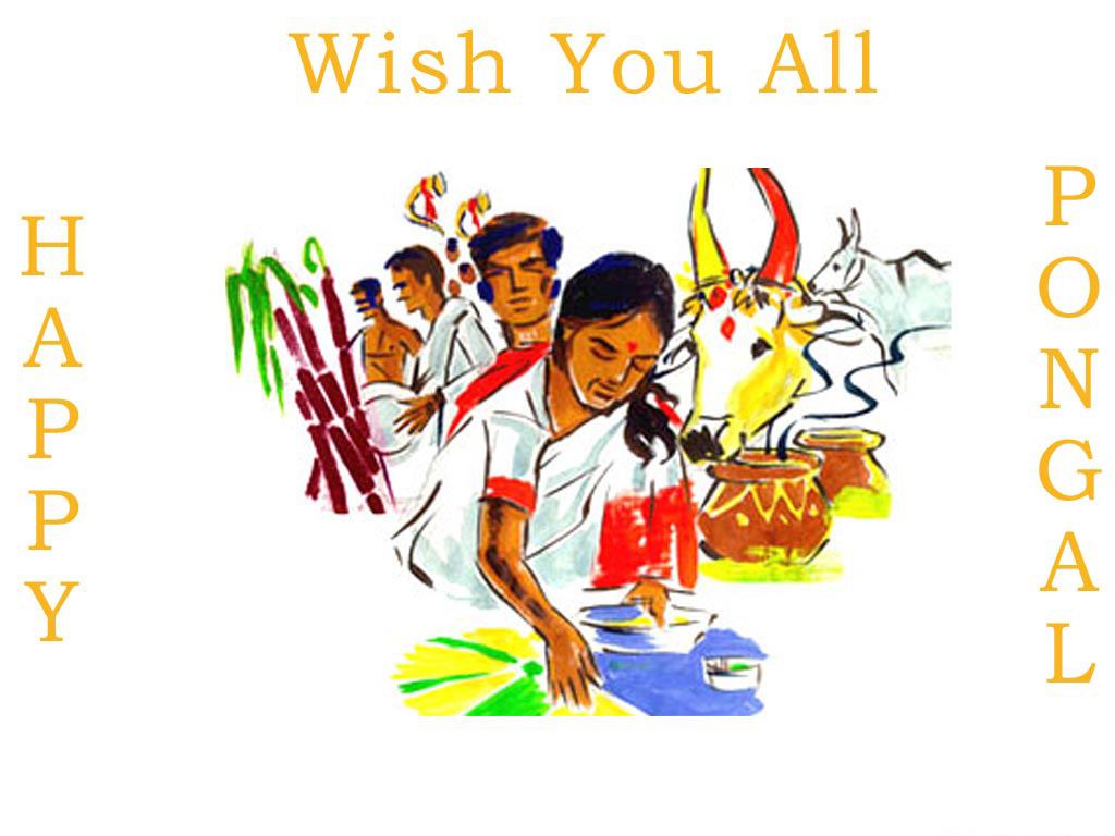 Happy Thai Pongal 2018 Quotes Wishes Messages Hd Videos -6316