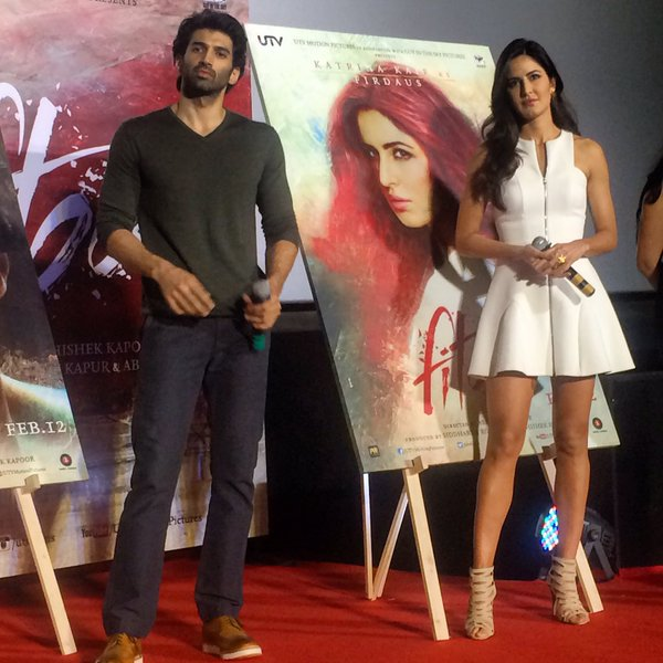 Watch Fitoor Movie Trailer Video Star Casts Aditya Roy Kapur |Katrina Kaif |Tabu