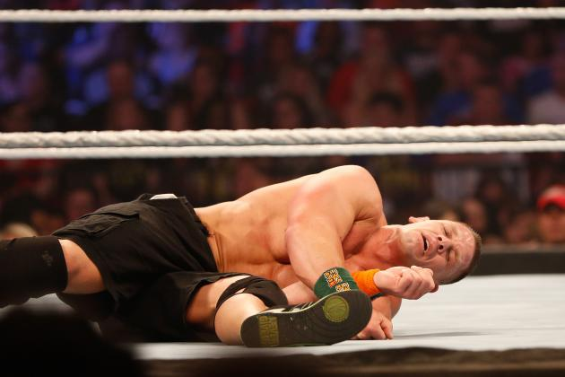 Headline! WWE Superstar John Cena will Not Come India Due to Shoulder Injury #nevergiveup
