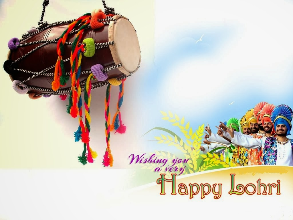 Image result for glf happy lohri and makar sankrant