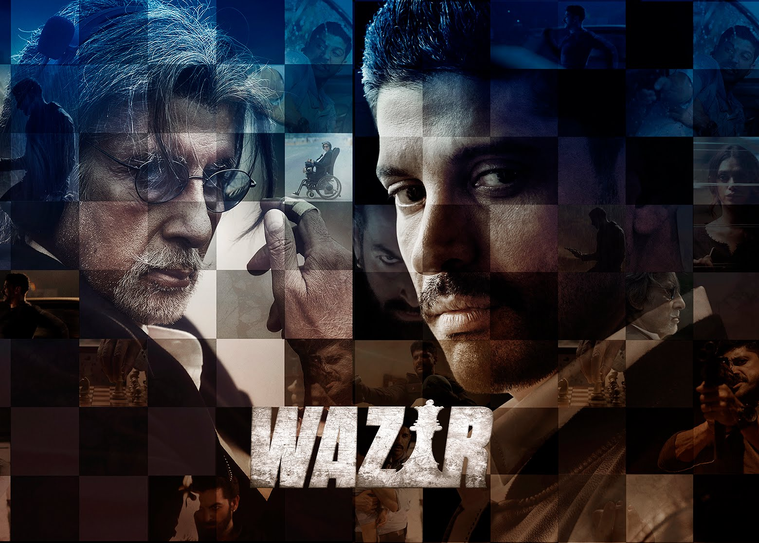 17 Jan 2016 Wazir Movie 11th Day Box Office Collection 2nd Sunday Kamai