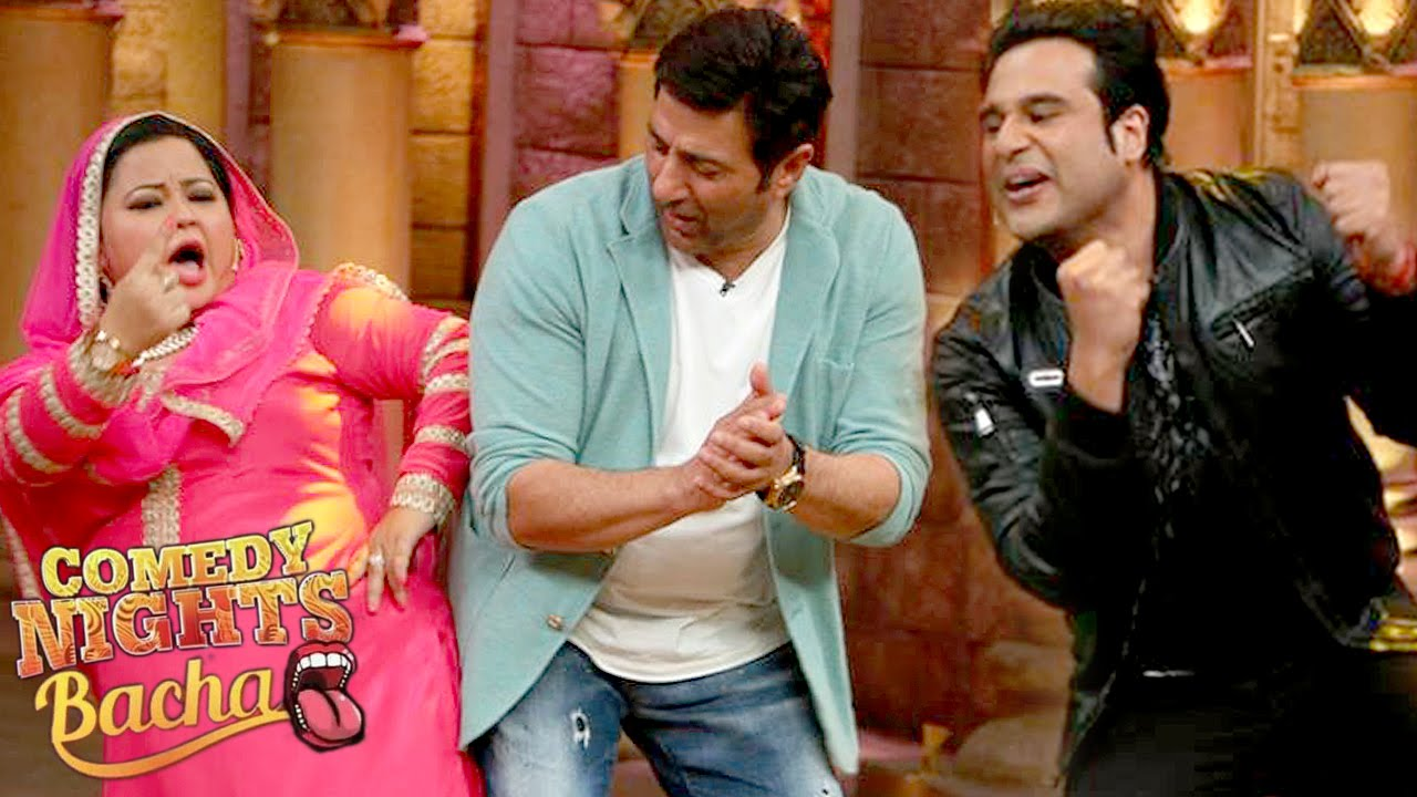 CNB Sunny Deol To Arrive! Comedy Nights Bachao 9th January 2016 Episode Written Updates