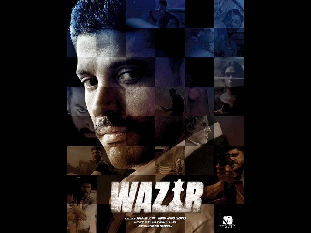 Wazir Movie 12th 13th 14th 15th 16th 17th Day Box Office Collection 23rd Jan Kamai