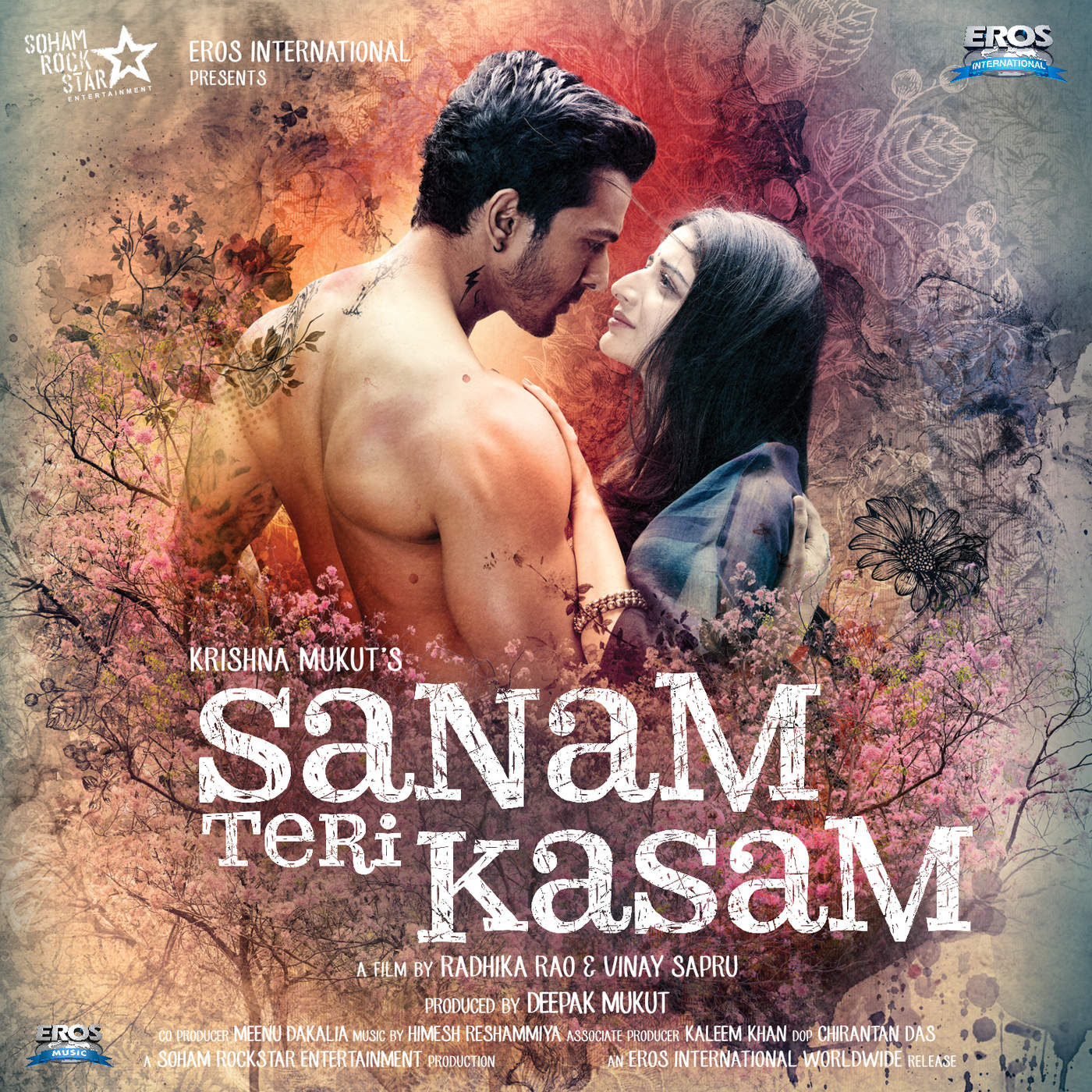 Sanam Teri Kasam Day Box Office Collection