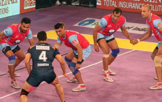 Bengal Warriors VS Jaipur Pink Panthers Match 21