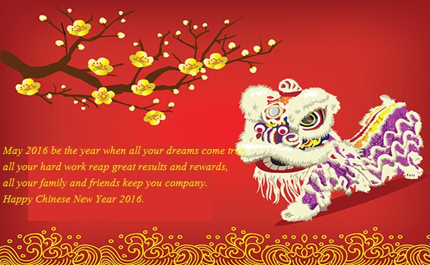 chinese new year 2019 lunar monkey zodiac greetings wishes images quotes animals
