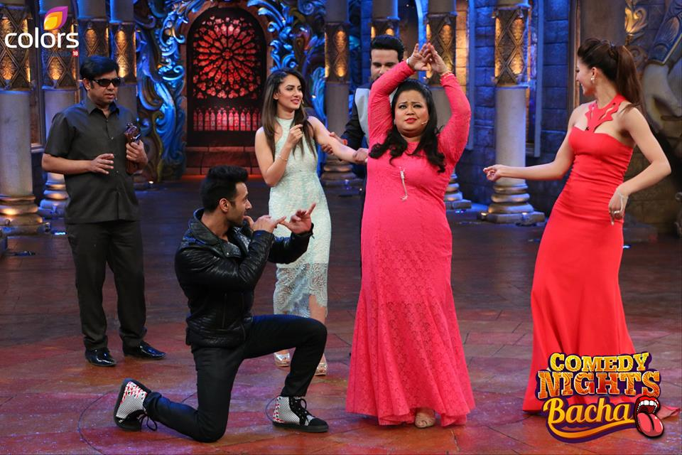 Comedy Nights Bachao sanam re