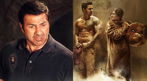 Ghayal Once Again Vs Sanam Teri Kasam