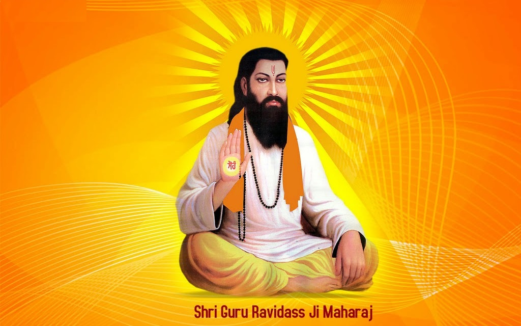 Guru-Ravidass-Ji-Jayanti-Wishes-Image-Card-Wallpaper-Photo-SMS-Greetings-Picture