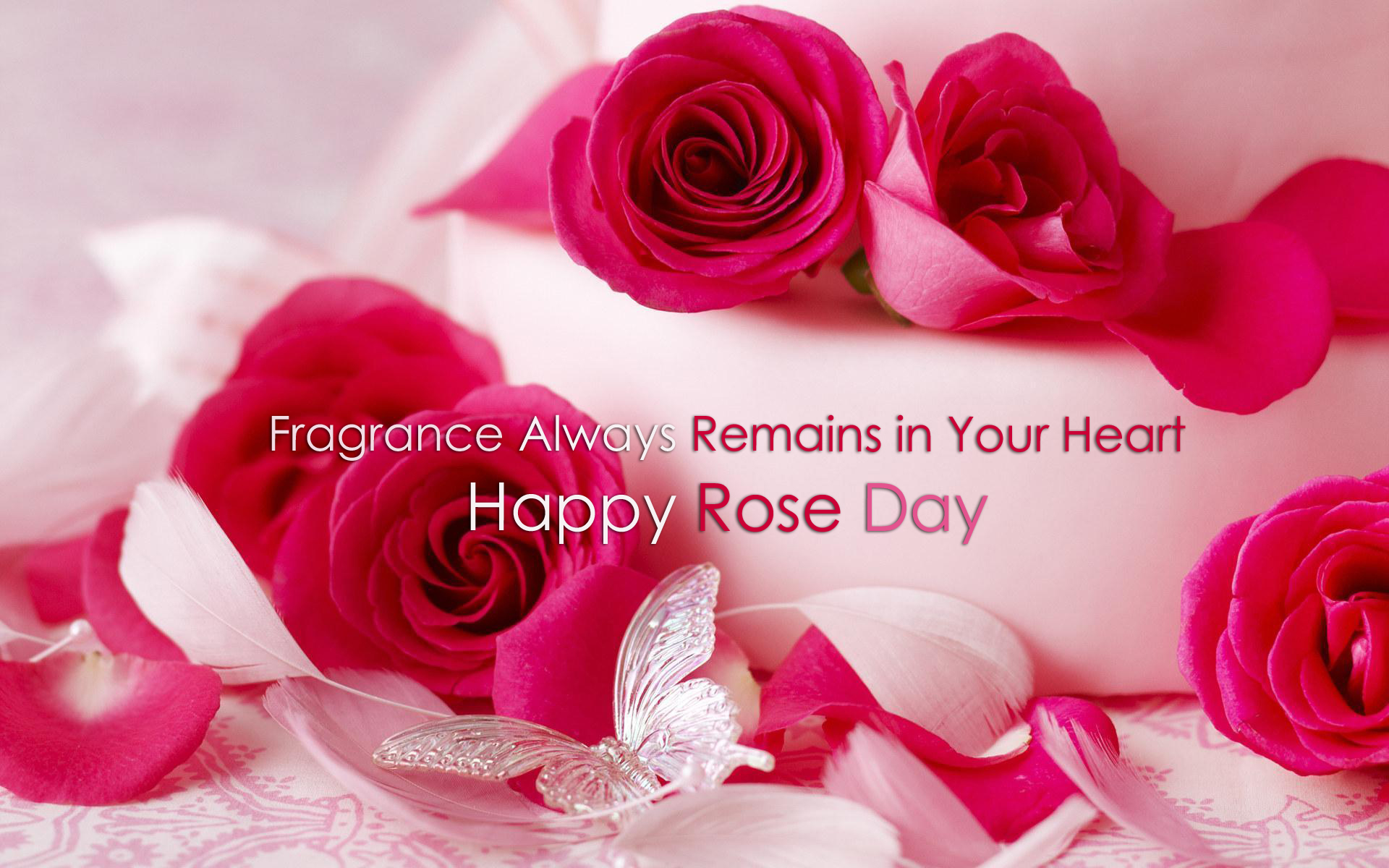 Happy Rose Day 2018 Whatsapp Status Dp Quotes Wishes Sms Hd