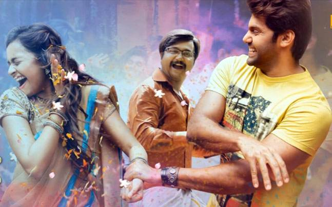Banglore Naatkal Day Box Office Collection