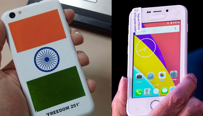 Ringing Bell Freedom 251 Unboxing Review Camera