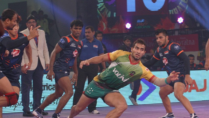 Bengal Warriors VS Patna Pirates Match 19