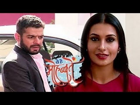 Raman Kills Ishita for Nidhi's Love! Yeh Hai Mohabbatein 25th February 2016 Written Updates
