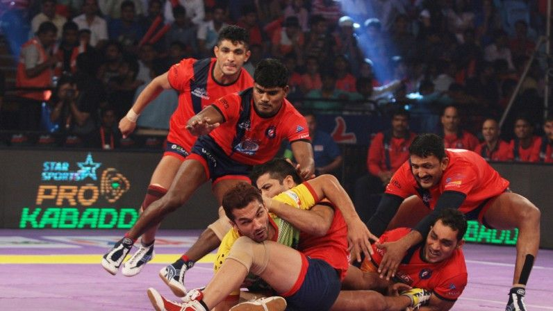 Patna Pirate vs Dabang Delhi Match 23
