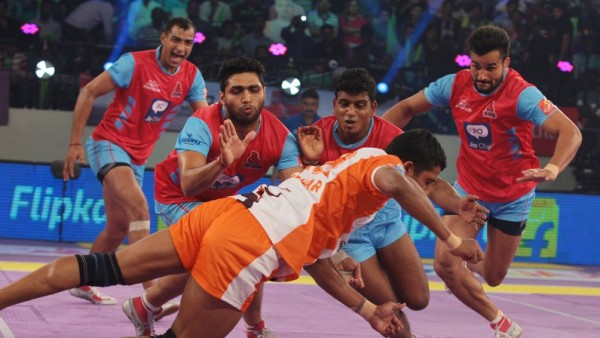 Puneri Paltan vs Jaipur Pink Panthers Match 24