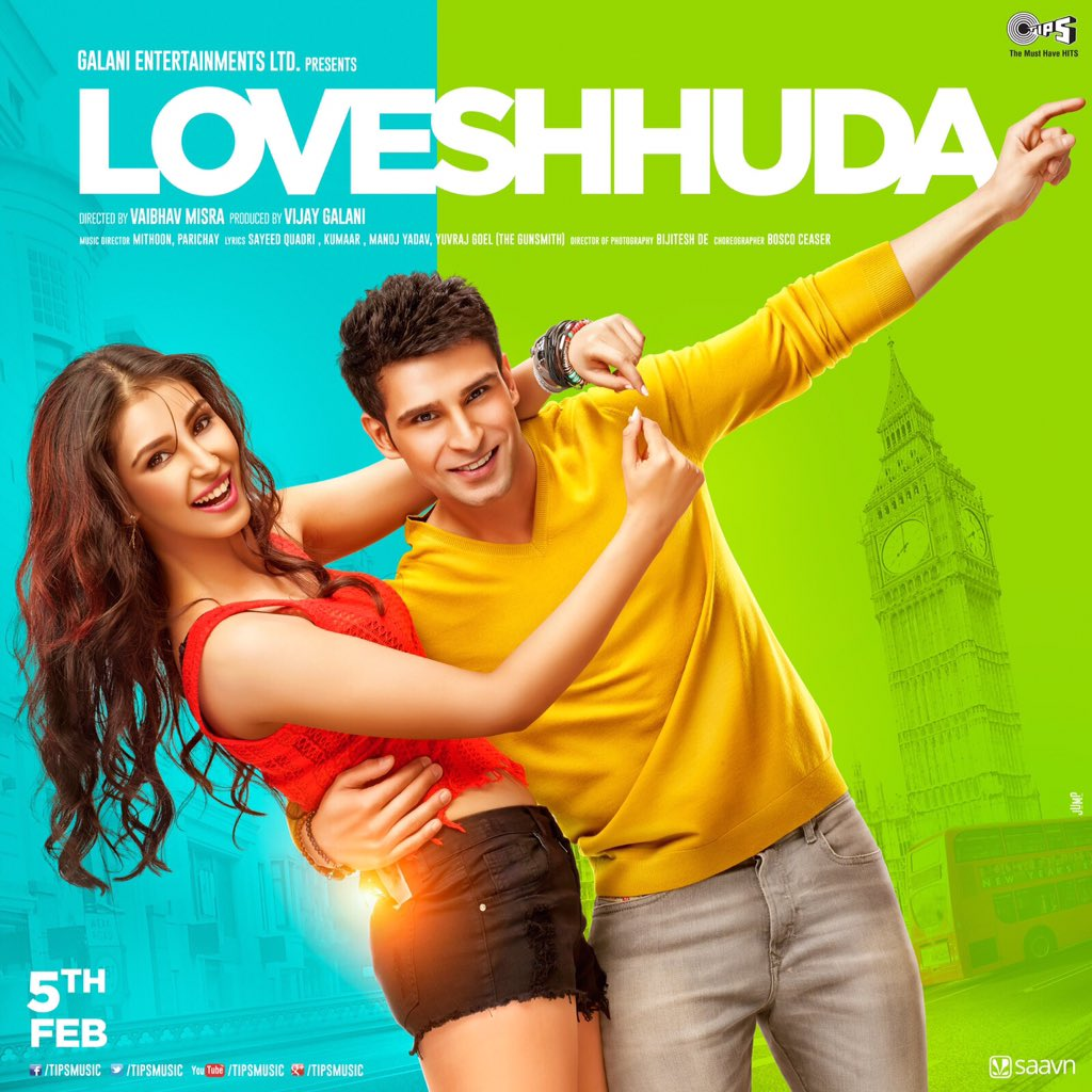 Loveshhuda Movie 1st day Box Office Collcetion