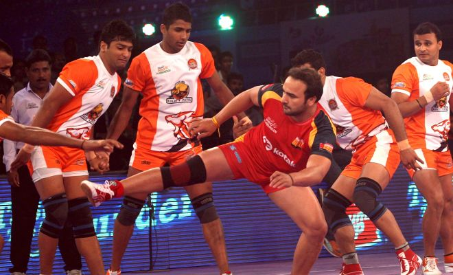 Watch Pro Kabaddi League 2016 Puneri Paltan vs Bengaluru Bulls Match 28