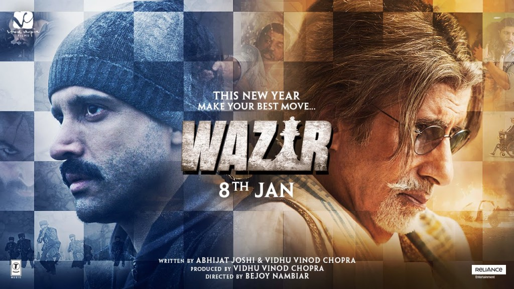Wazir movie box office collection