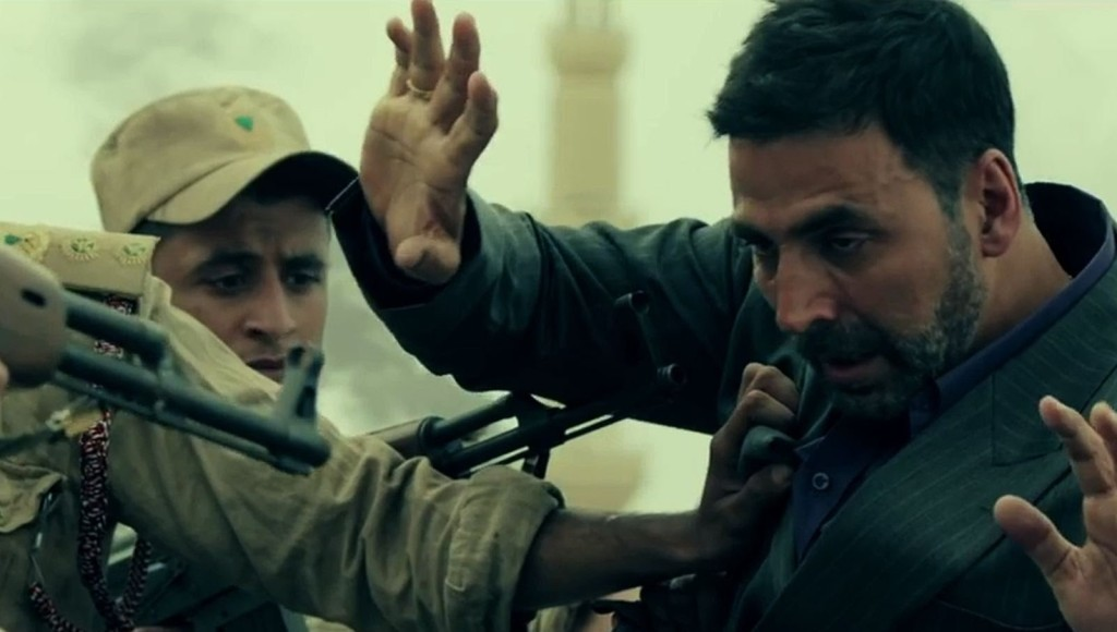 Airlift 20th Day Box Office Collection report
