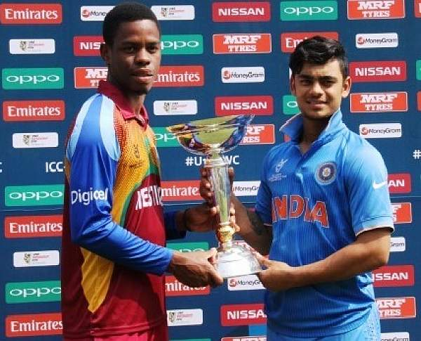 Final Match India U19 vs West Indies U19