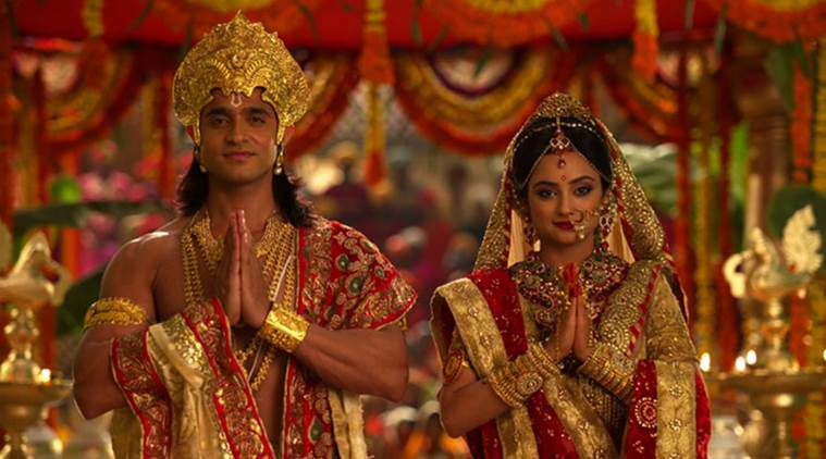 Raavan getting Amar! Siya Ke Ram 28th February 2016 Written Updates