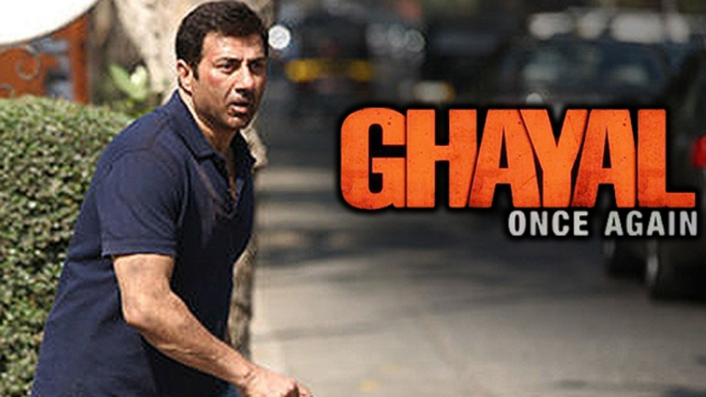Ghayal Once Again Box Office Collection Report