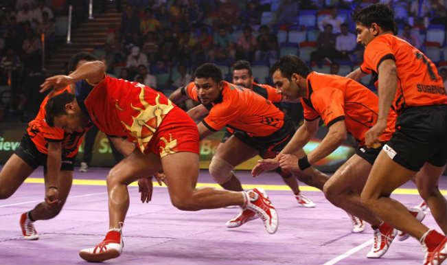 Pro Kabaddi League 2016 Puneri Paltan vs U Mumba Match 26